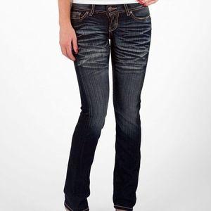 BKE Jeans The Sabrina Skinny Size 28